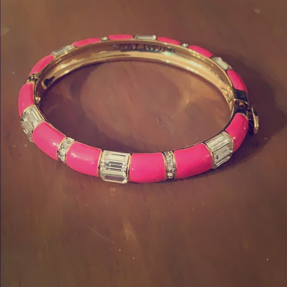 Juicy Couture Jewelry - Juicy Couture Pink Bracelet
